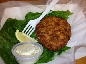 Best Crab Cakes in Fort Walton